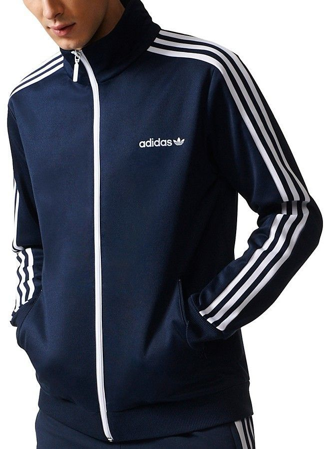 3af94577da adidas Originals BB Track Jacket | athlete wear | Adidas, Jackets ...