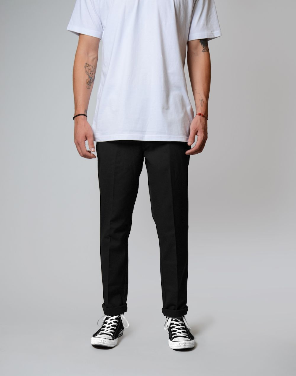 Dickies 872 slim fit work チマパンツ available from blackleaf