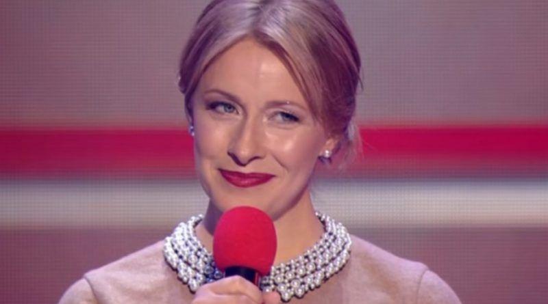 Актриса студии «Квартал 95» Елена Кравец, которая летом ...