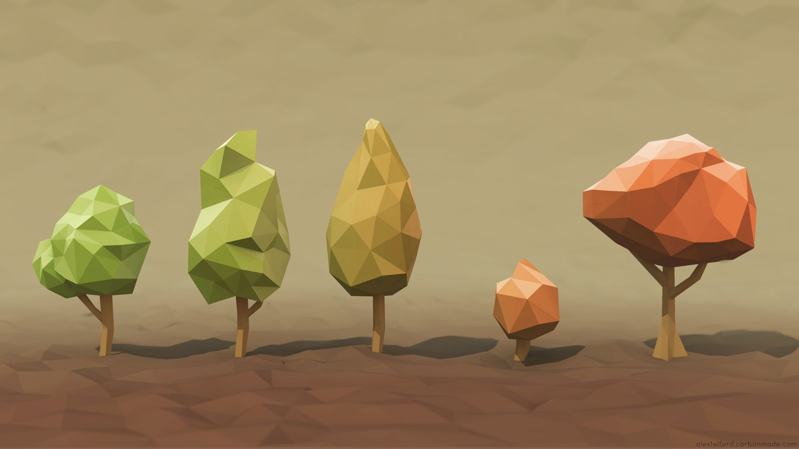 Low poly low poly game environment and game art baditri Choice Image