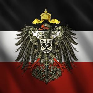 Kaiserreich Deutschland Flagge