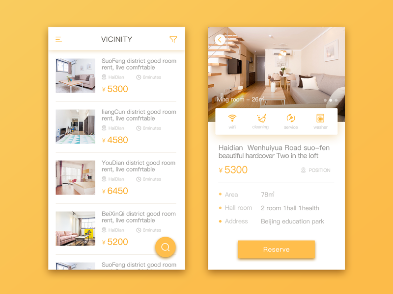 Rent A House Renting A House Web Design House App