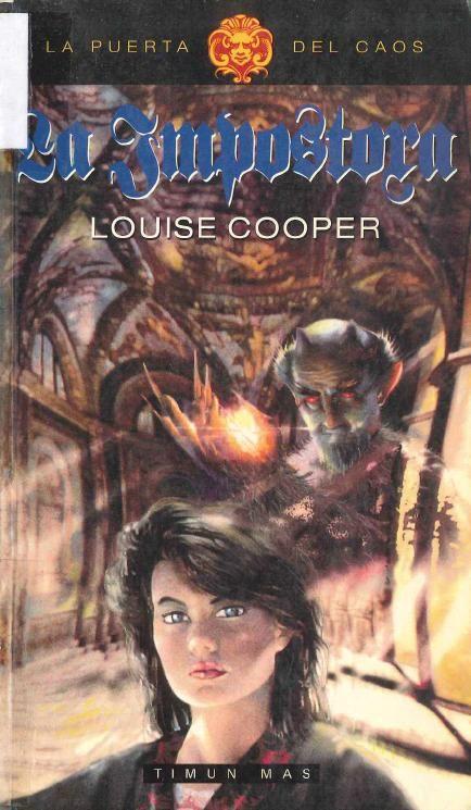 Resultado de imagen de trilogia louise cooper