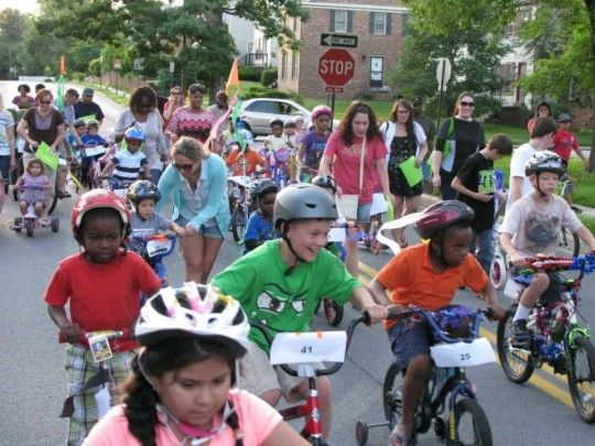 Bike Decorating Contest and Parade Laurel, Maryland  #Kids #Events