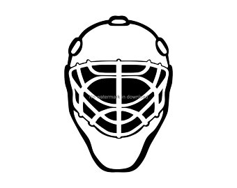 Hockey Goalie Mask Clipart Google Search Stanley Cup Nhl Goalie Mask