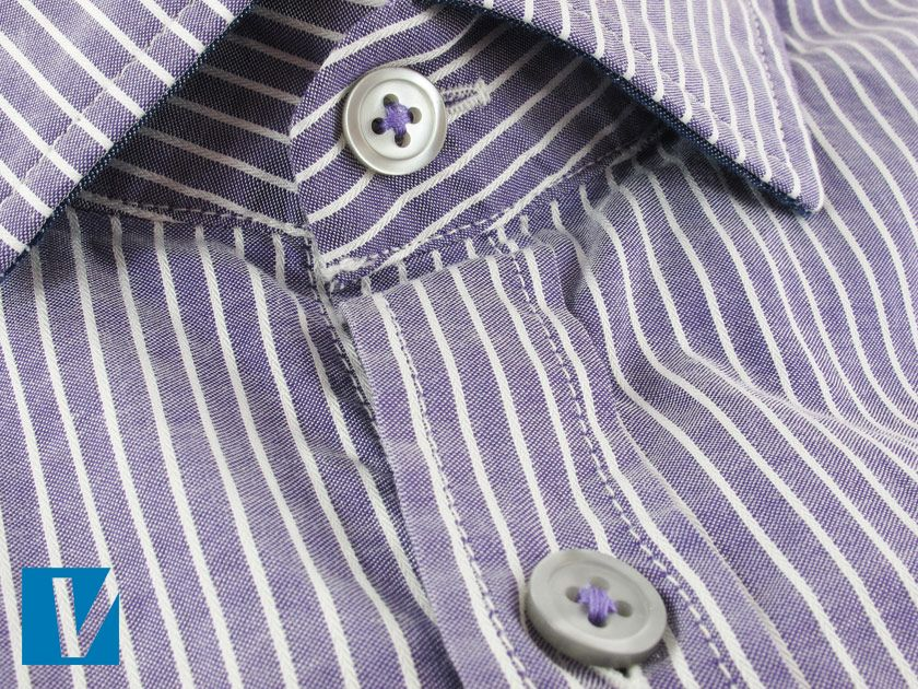b2fe42ac8 Hugo Boss buttons are usually opaque pearl in colour and cross-stitched  with the same