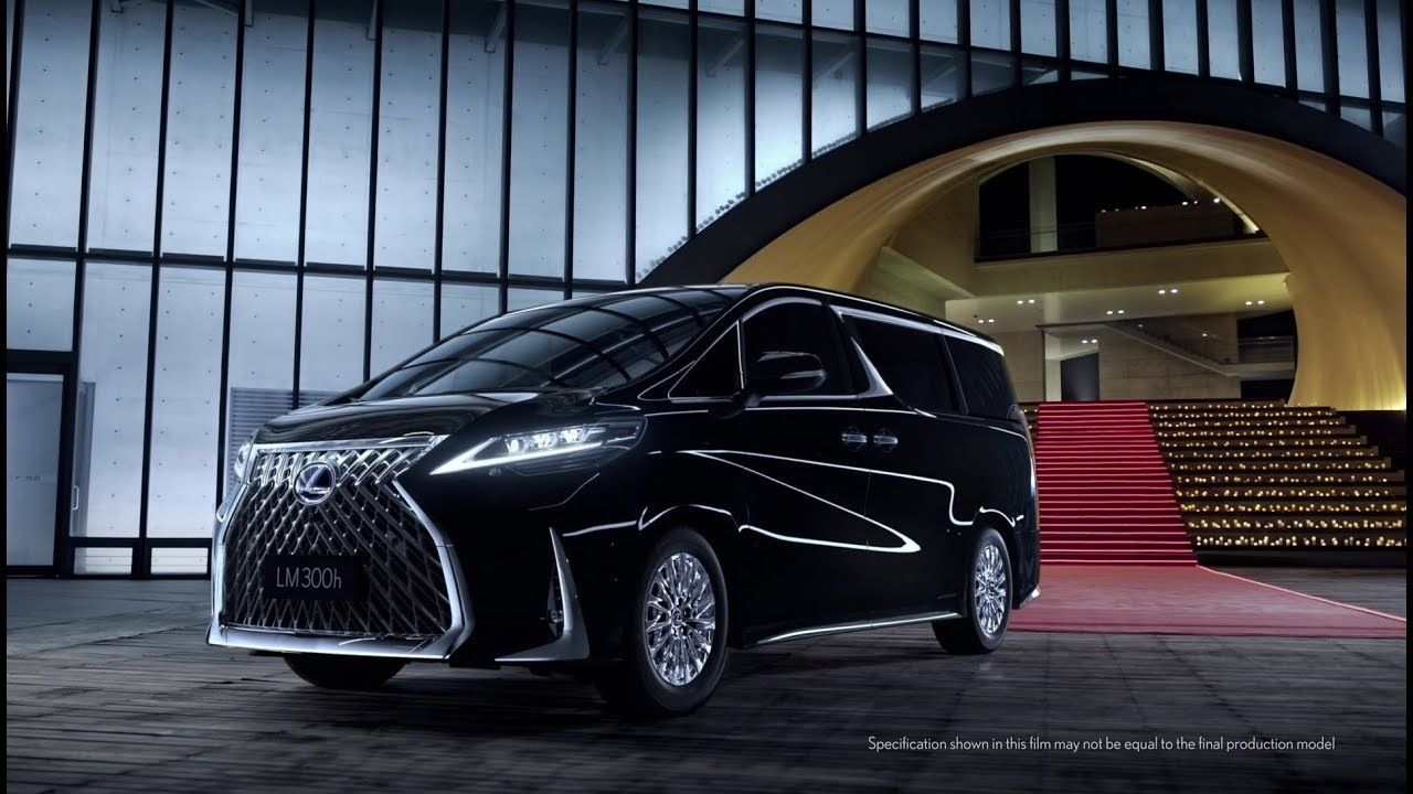 Nouveau Lexus Van 2020 Price Lexus Mini Van Model Call