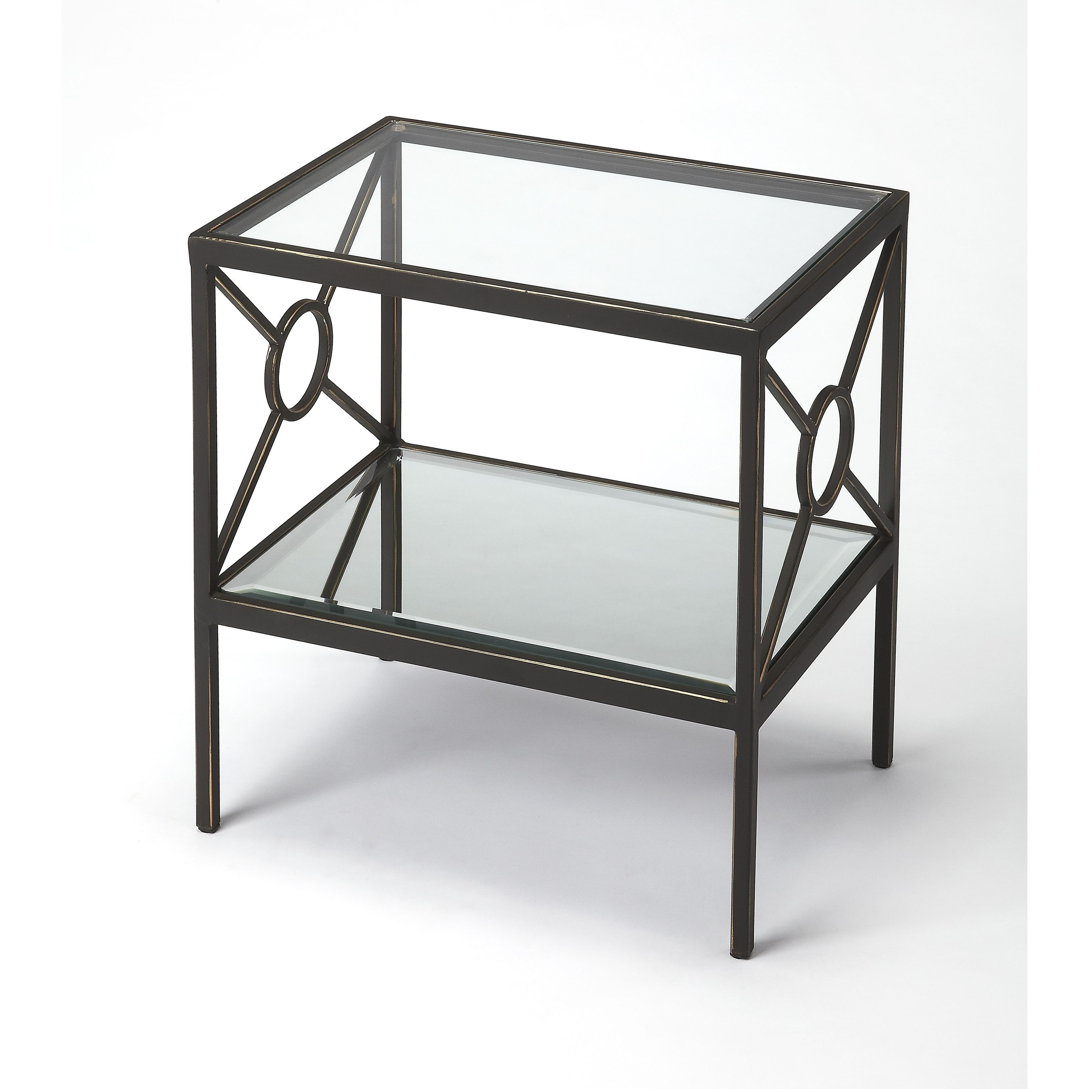 black mirror and zef venetian cheap mirrored antique with round small top wood ideas uk tables side tablesmirrored azure glass jam henzler inspirational mesmerizing bassett end gannon coffee table