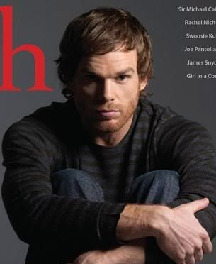 """michael c hall.  the """"h"""" is for hot"""