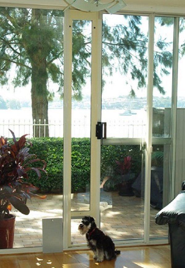 Sliding Glass Dog Door Insert Door Designs Plans Door Design