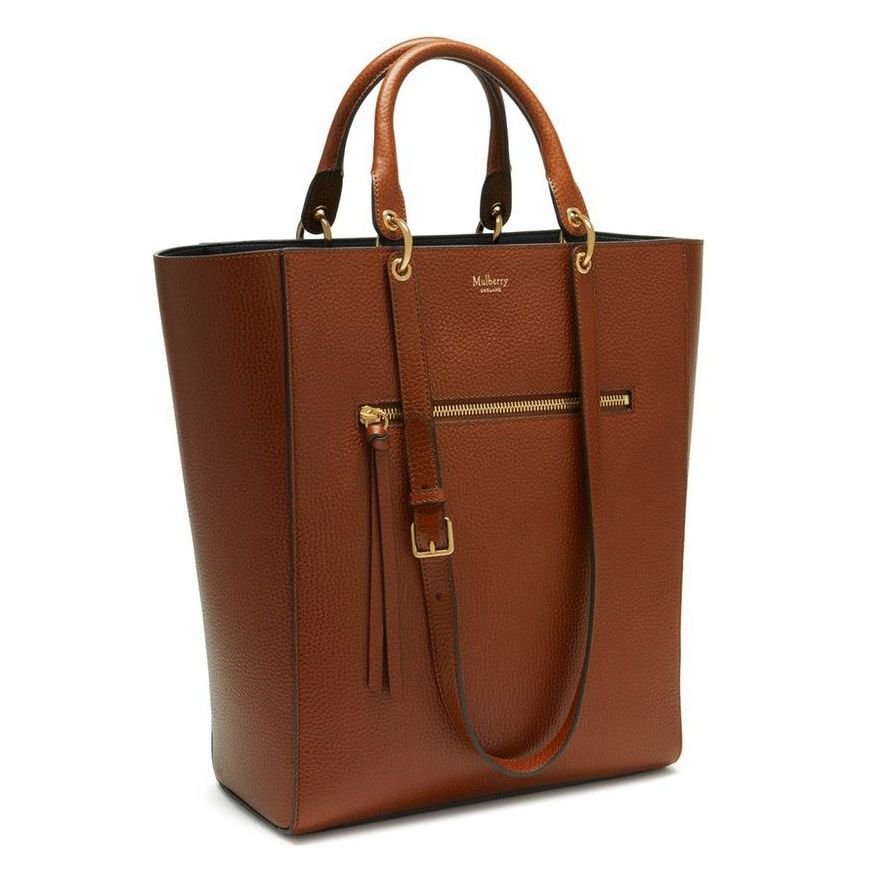 8da27810cc87 Mulberry Maple Tote in Oak Natural Grain Leather aso Meghan Markle ...