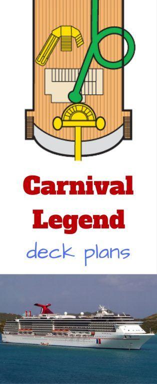 Carnival Legend, Carnival