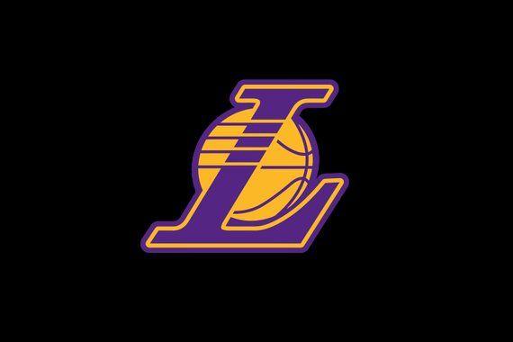 ad9c9894c0b7e La lakers SVG FIle , Los Angeles Lakers Cut File Ready to Print using Cricut