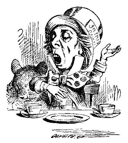 Alice in Wonderland - Original Drawings | Alice, Mad and Drawings