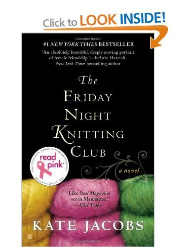 Read Pink The Friday Night Knitting Club Amazon Co Uk Kate Jacobs