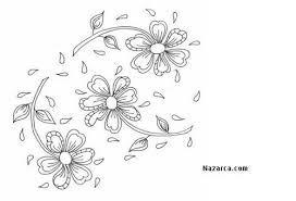 Kumas Boyama Cicek Desenleri Ile Ilgili Gorsel Sonucu Cutwork