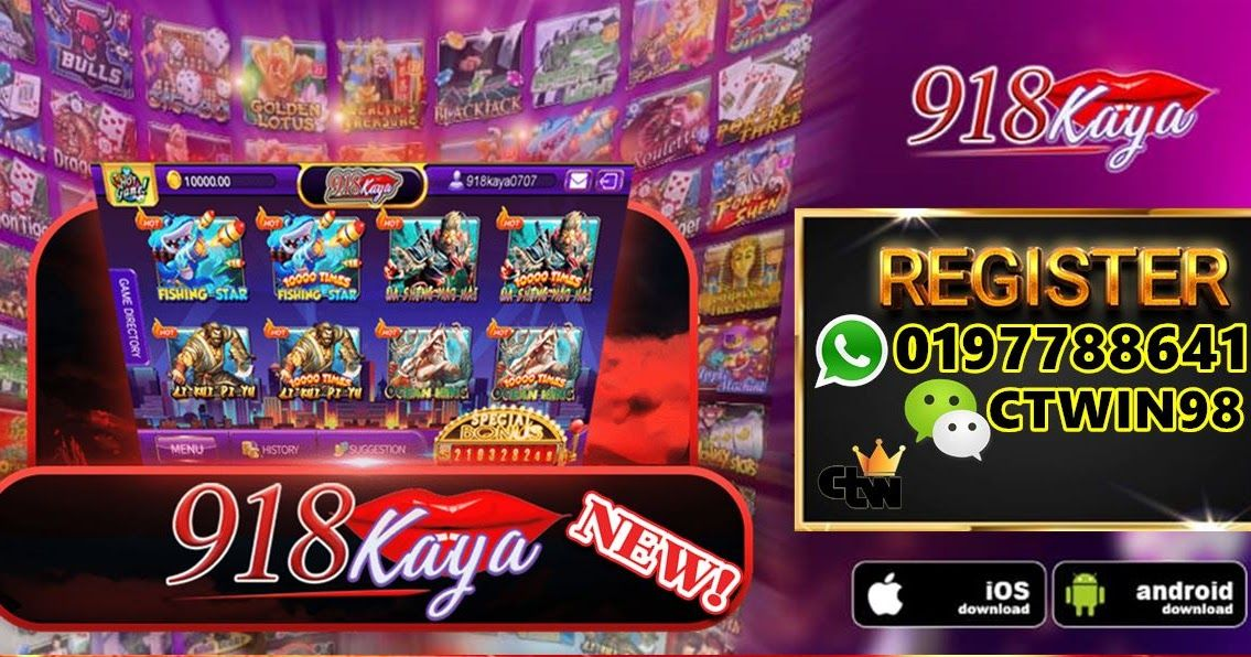 918Kaya is the most popular online casino for online ...