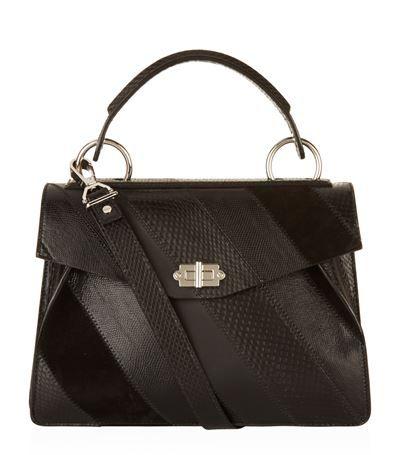 Proenza Schouler Medium Patchwork Hava Top Handle Bag at harrods.com. Shop  women's designer