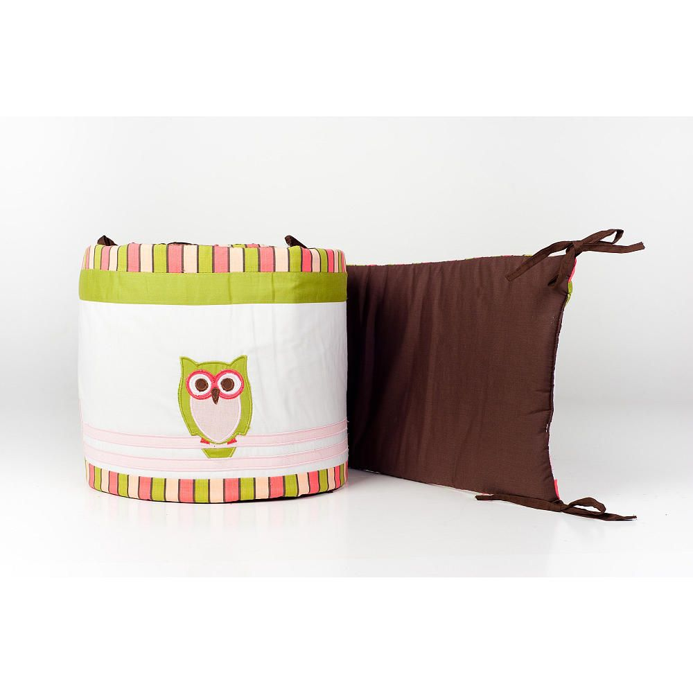 Crib bumpers babies r us - Pam Grace Creations Sweet Dream Owl Crib Bumper Pam Grace Creations Babies R