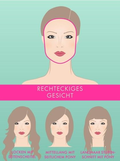 Welcher Haarschnitt Passt Zu Deiner Gesichtsform Kurzhaarfrisuren Rundes Gesicht Frisur Gesichtsform Rundes Gesicht