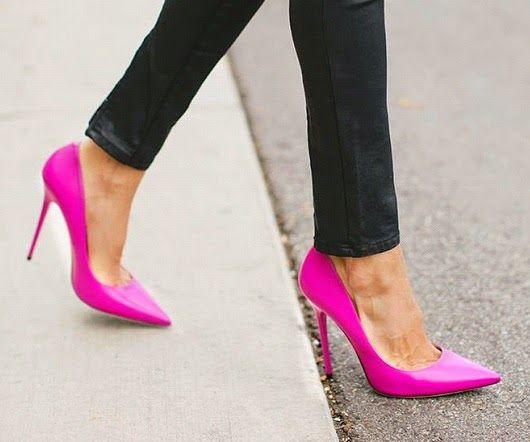 sapatos femininos coloridos 2015 - Pesquisa Google