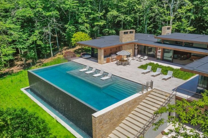 Photo of A Serene Amagansett Modern Returns to Market for a Discount – Cottages & Gardens