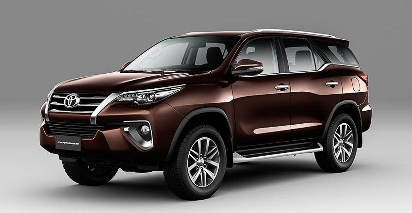 Electrical Wiring Diagram Toyota Fortuner