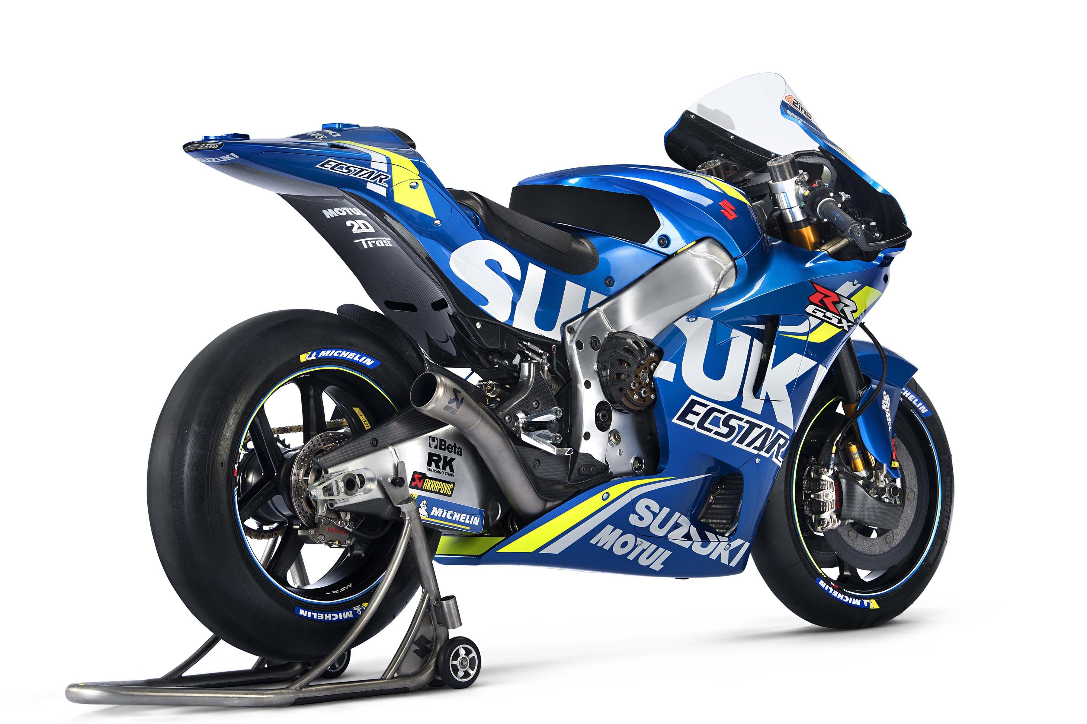 2018 Ecstar Suzuki Motogp Race Bikes Suzuki Motorcycle