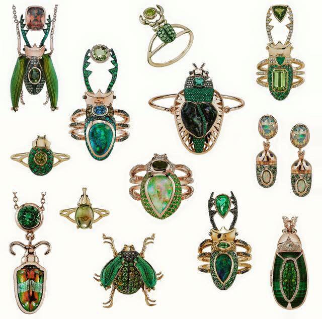 Daniela Villegas fine jewelry