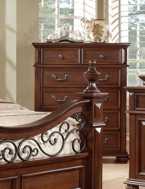 Toulouse Traditional Chest of Drawers – Modish Store