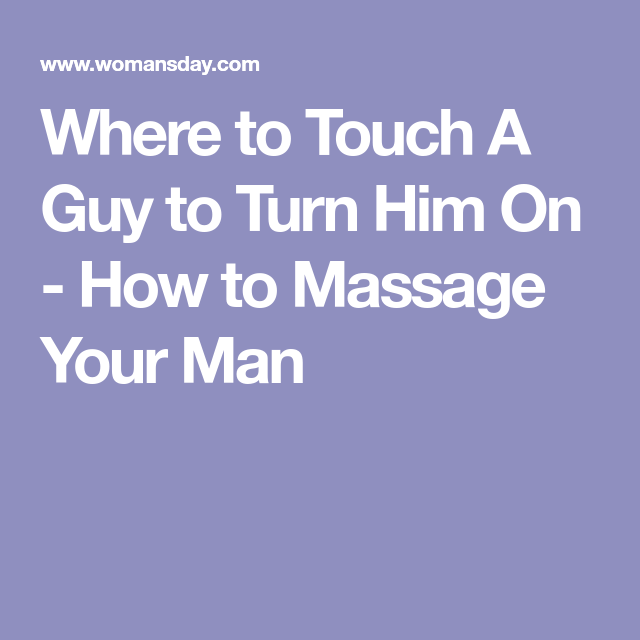 To on guy kissing when a how turn How to
