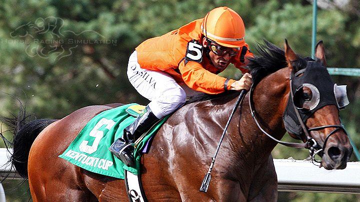 Fatal Bullet Virtual horse racing, Horse race game, Horses