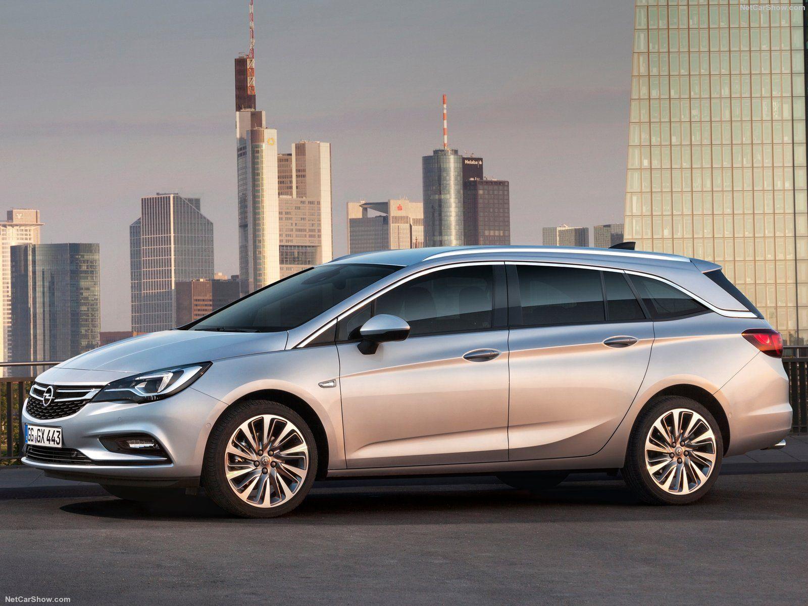 2016 Opel Astra Sports Tourer Opel Astra Opel Astra K Tourer