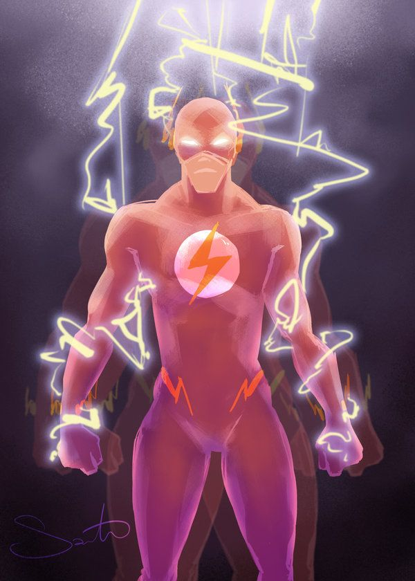 Flash by samanthadoodles.deviantart.com on @deviantART