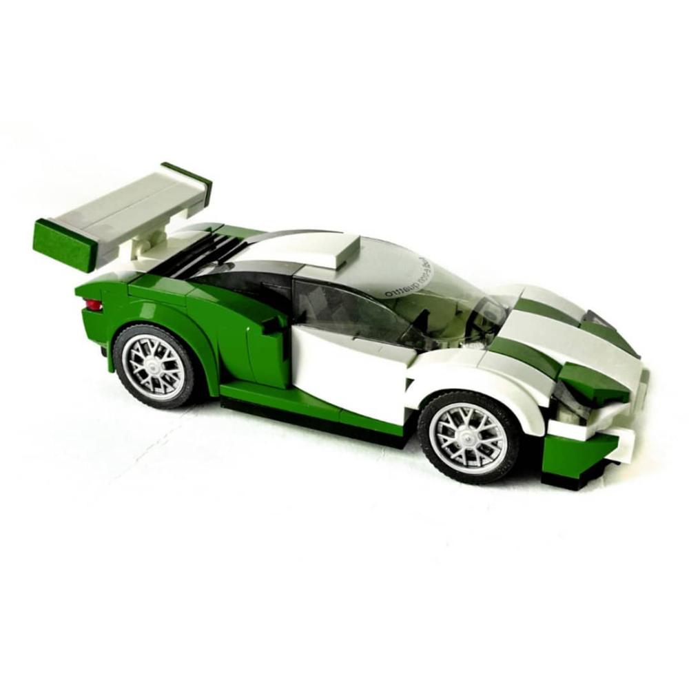 dsdvegabrick's Media: Centauri ANÍBAL SV by Lego #lego #legoinstagram #legocar #moc #afol #car #carlovers #racer #supercars #gtcar #hypercar #conceptcars #racing🏁 #urbancar #sport #design #speedchampions #legospeedchampions #rider