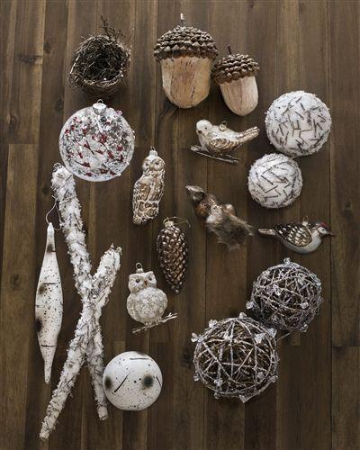 Christmas Ornament Set and Tree Decor | Balsam Hil