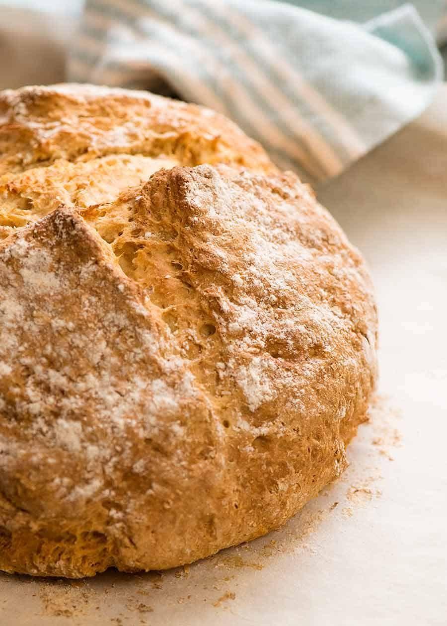 World S Best No Yeast Bread Irish Soda Bread Recipe No Yeast Bread Recipetin Eats Irish Soda Bread