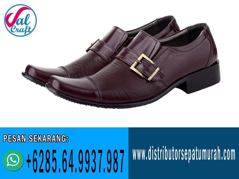 Jual Sepatu Kantor 664a405afb