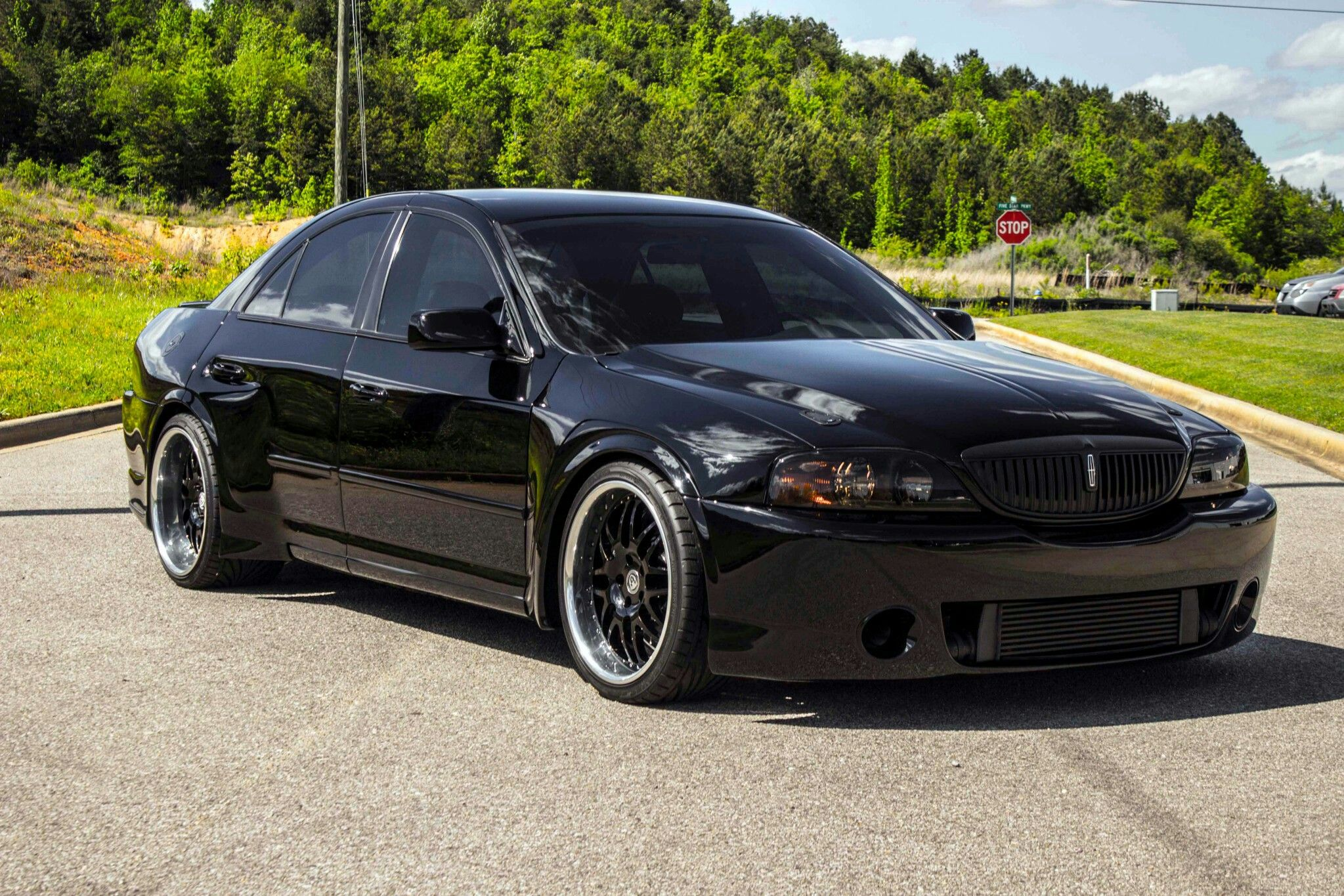 Lampe Rs7 David Norton S 900 Horsepower Wide Body Lincoln Ls Cars
