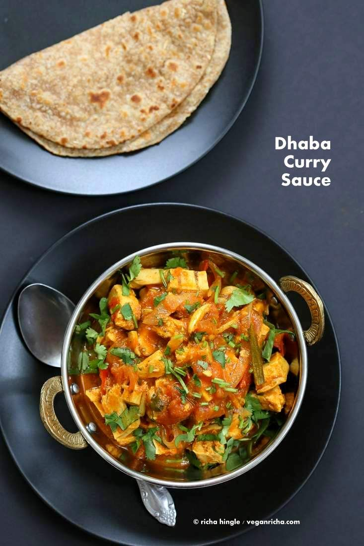Vegan dhaba chicken free chickn beyond meat dhaba curry recipe gluten free recipes forumfinder Gallery