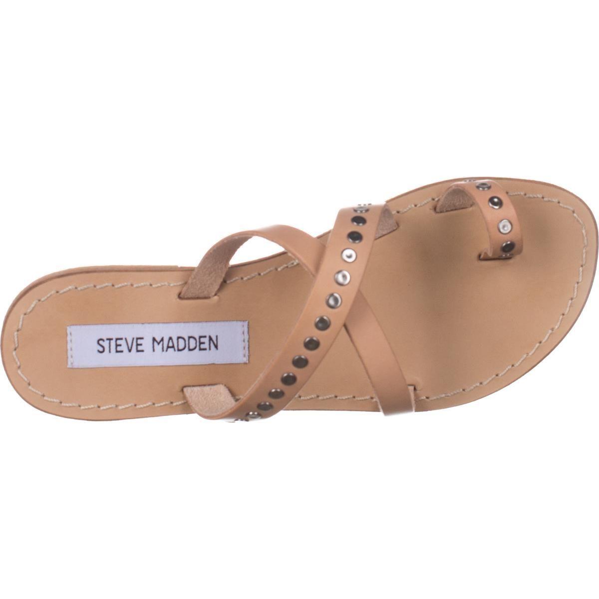 dd21c4f75fb638 Steve Madden Becky Flat Toe Ring Sandals