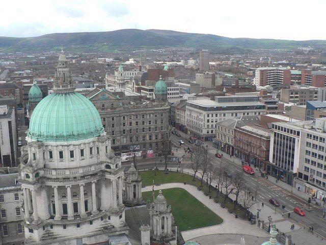 Experience Belfast City In The Summer 2012 Belfast City Belfast Northern Ireland Belfast