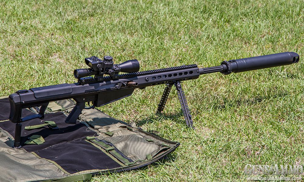 Pin by rae industries on Barrett Firearms | Guns, Weapons