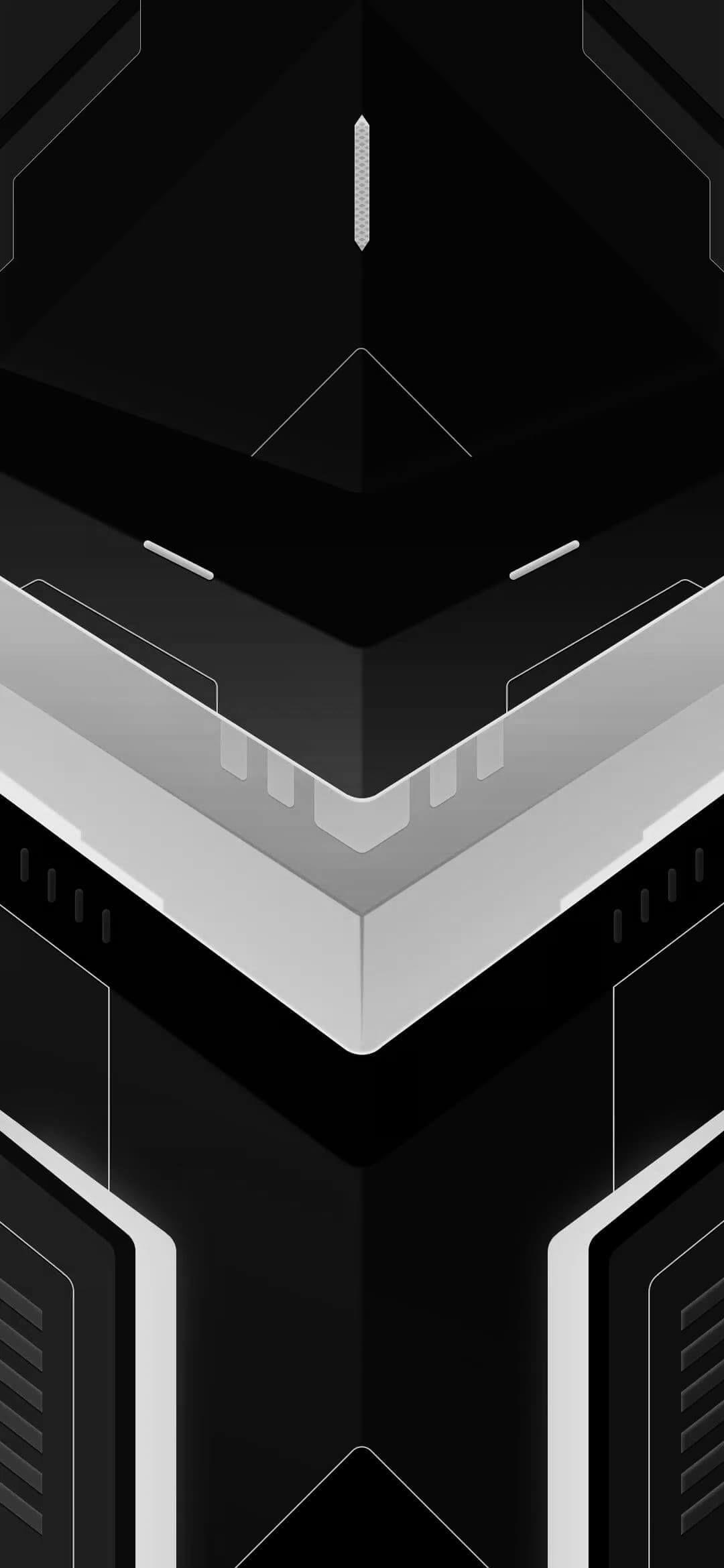 Oppo Reno Black Gundam Wallpaper Wallpaper Android Material Design Gundam Wallpapers