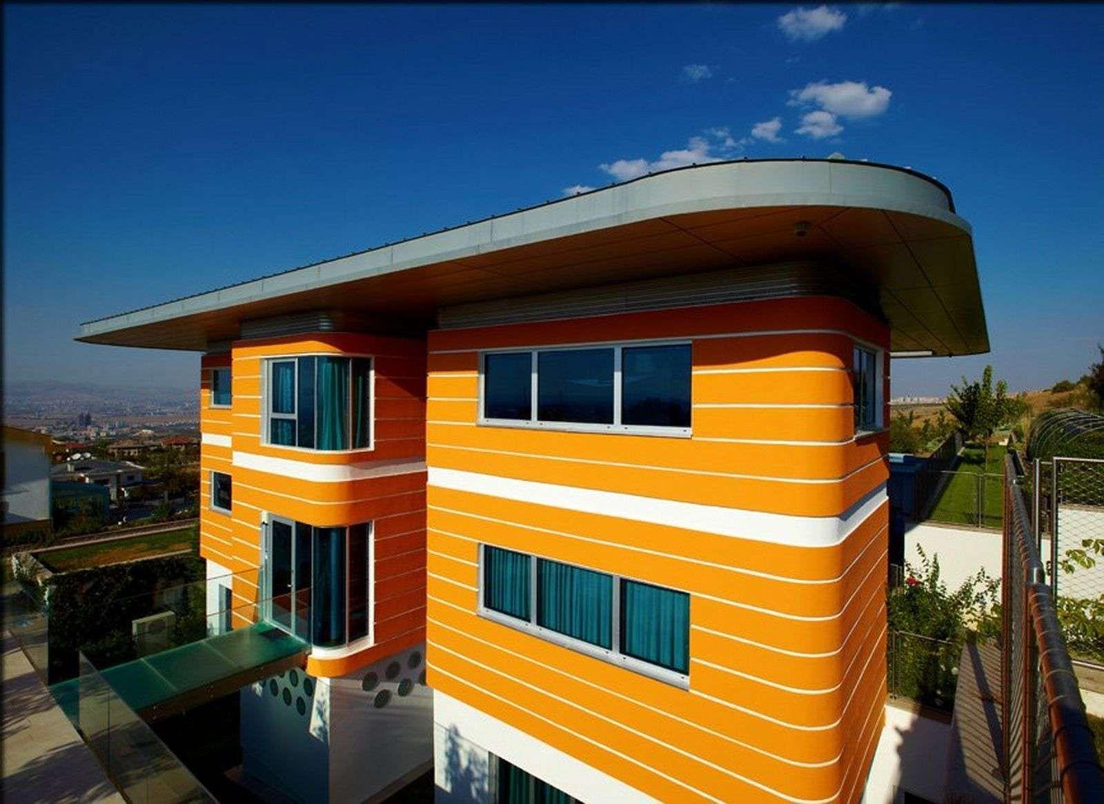 Exterior House Paint Colours Australia