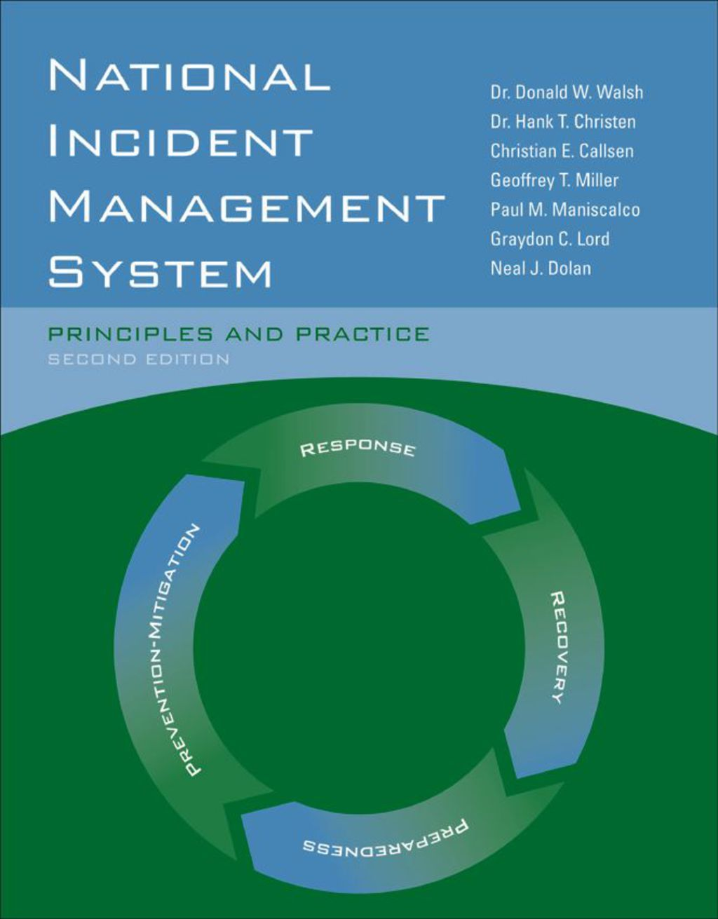National Incident Management System Principles And Practice Ebook Rental Emergency Management Management How To Plan