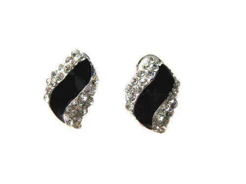 Austrian Crystal Leverback Earrings -SKU#: f-er4 Win Pearl. $3.98. Sparkling, fashionable, elegant.