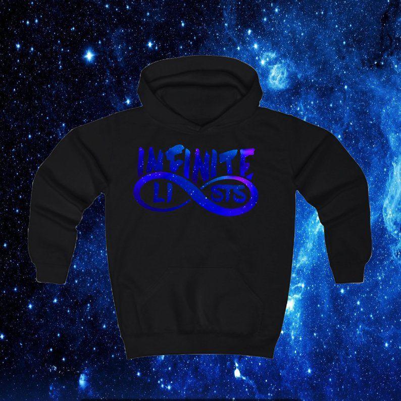 Infinite Lists Hoodie You Tube Merch T Shirt Logo Crewneck Sweatshirt You Tuber