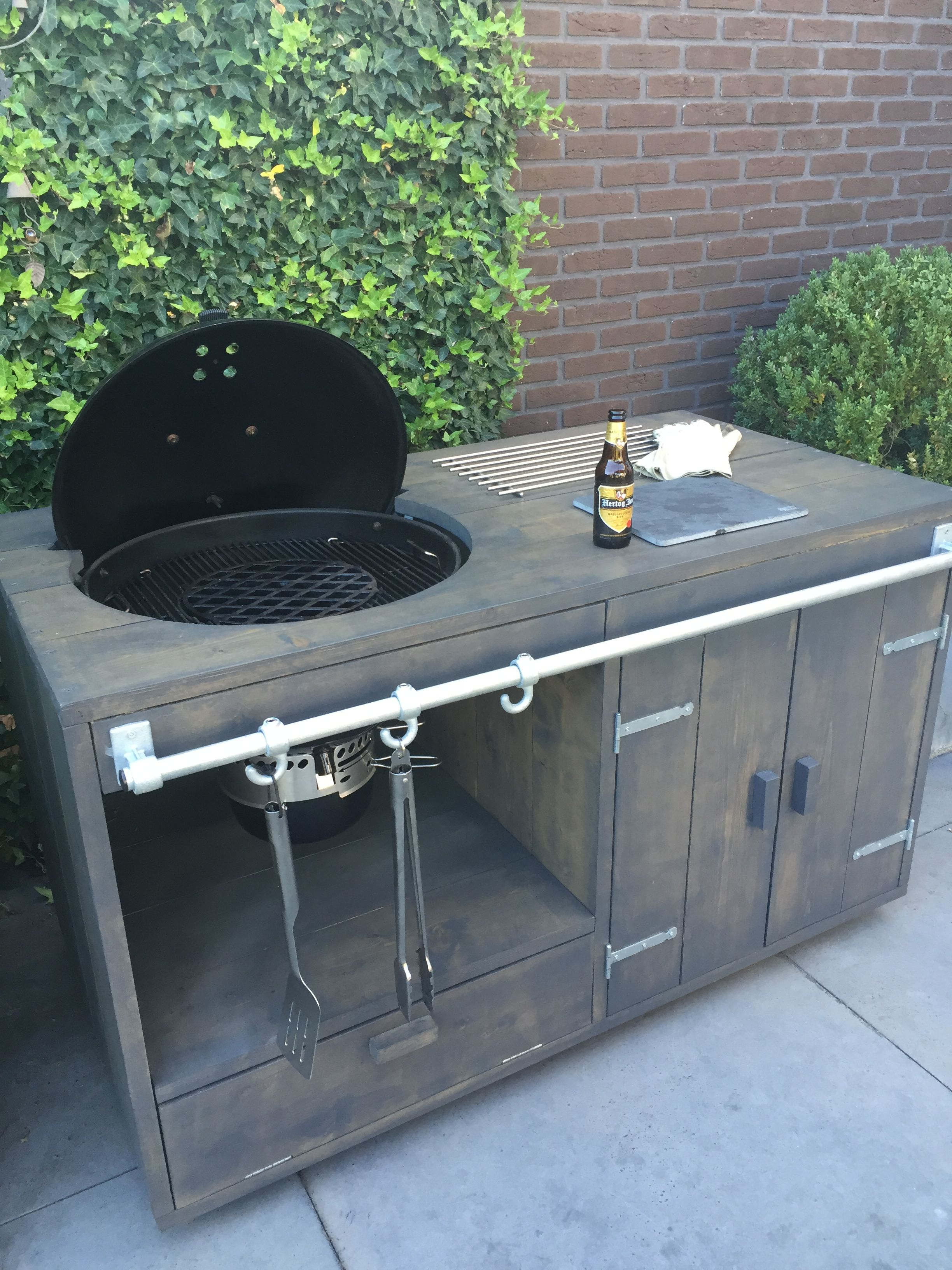 Outdoor Küche Weber 57 Handmade Weber Master Touch Gbs System Edition Bbq Furniture