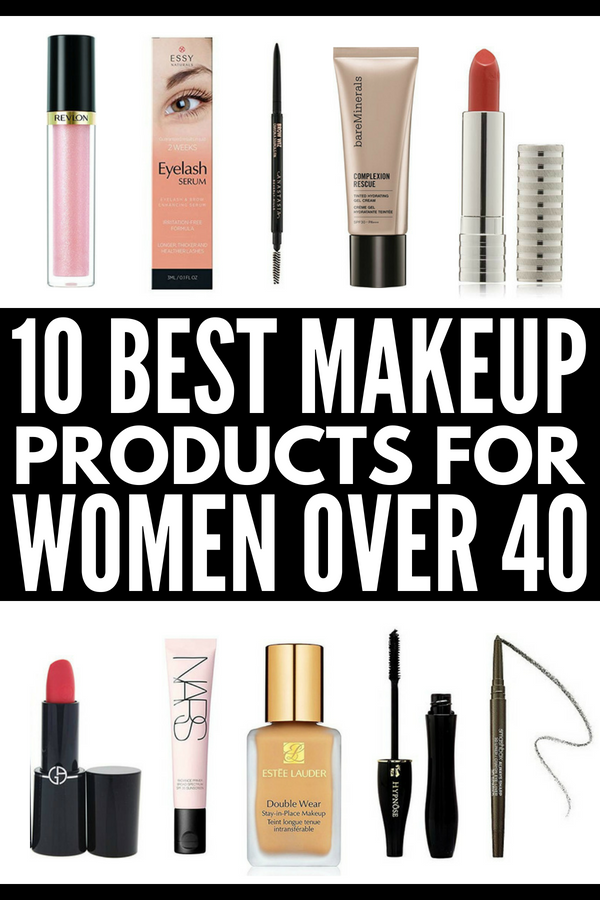 Best Makeup for Women Over 40 Look younger INSTANTLY